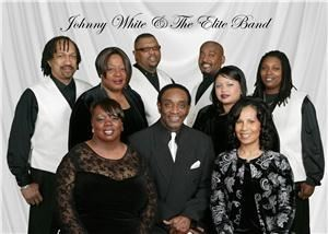 Johnny White And The Elite Band Huntington