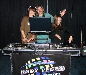 Knox Vegas DJ's
