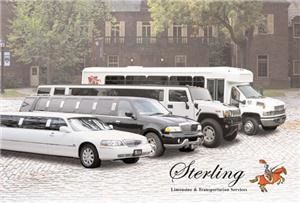 Sterling Limousine & Transportation Inc.