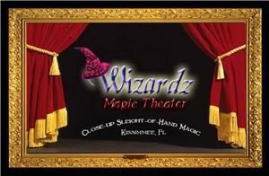 Wizardz Magic Theater Magic Show