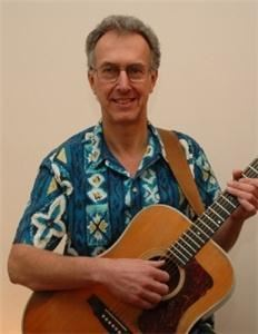 Mike Kornrich Guitar/Banjo/Vocals - New York