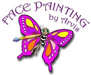 Face Painting By Arvis