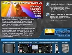 AvenueEntertainment.com - North Palm Beach