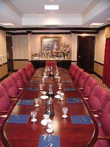 Naperville Boardroom