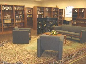 Founder's Hall Library