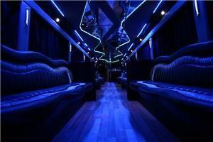 San Diego Limo Bus