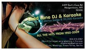 Chad Lane DJ and Karaoke Service