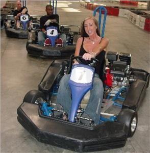 Fastkart Indoor Speedway Spokane