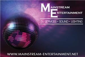 Mainstream Entertainment - DJ Services