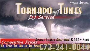 Tornado Tunes DJ Service