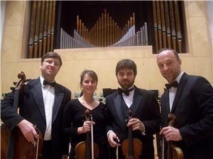 Tri State String Quartet - Mandeville