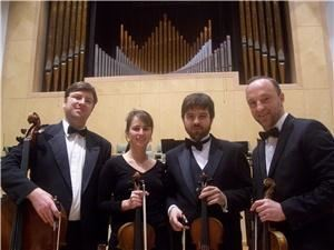 Tri State String Quartet - Hammond
