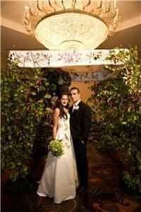 My Wedding Chuppah
