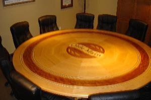 The Executive Board Room