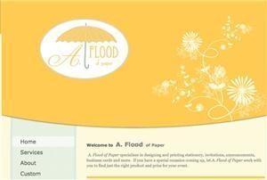 A. Flood of Paper