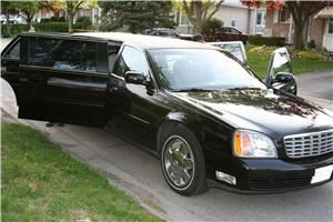Ambassador London Limousine Inc.