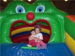 Bouncing Off The Walls- Kids Party Warehouse