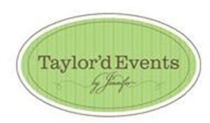 Taylor'd Events by Jennifer