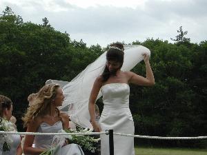 Terrace Wedding Reception Site