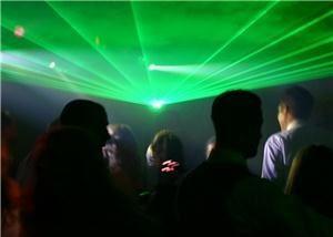 Lasers by LaserJockey - Boston