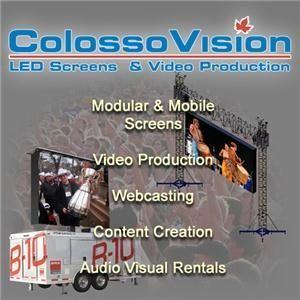 ColossoVision - Saskatoon