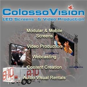 ColossoVision - Toronto