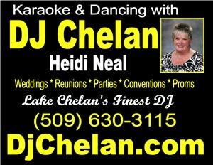 DJ Chelan - Wenatchee