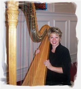 Julie Hammarback Harpist