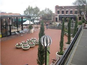 Ghirardelli Square Plaza