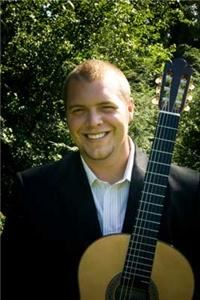 Classical Guitarist Eric Alward