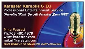 Karastar Karaoke & DJ - Muncie