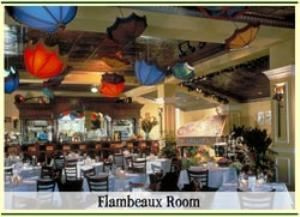 Flambeaux's (Downstairs)