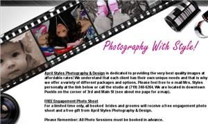 April Styles Photography & Design