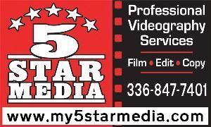 5 Star Media - Charlotte