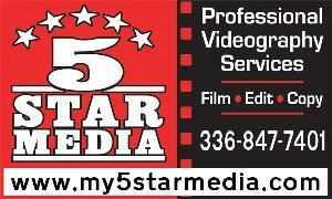 5 Star Media - Raleigh