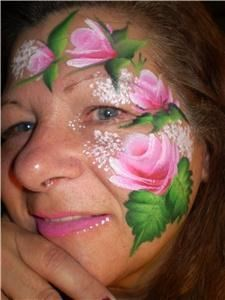 Face Painting By Gina