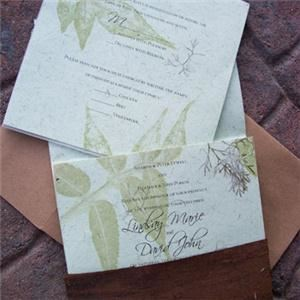 Invitations by Nature