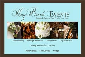 Shay Brown Events - Charleston