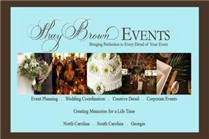Shay Brown Events - Charleston