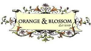 Orange & Blossom Wedding Embellishments