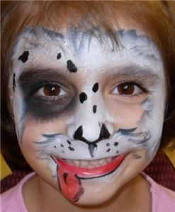 Brush and Beret - Face Painting Designs for all Ages!