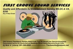 first groove sound services