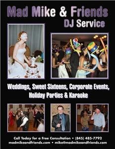 Mad Mike and Friends DJ Service