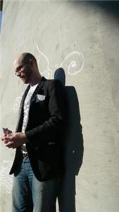 Magician Michael Casey