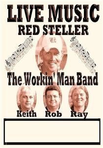 Red Steller and the Workin' Man Band