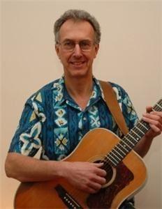 Mike Kornrich Guitar/Banjo/Vocals - Salamanca