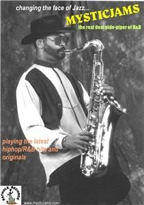 Carl B. Jazz Sax Player!