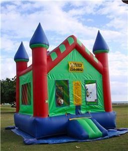 Da Bounce Party Rentals