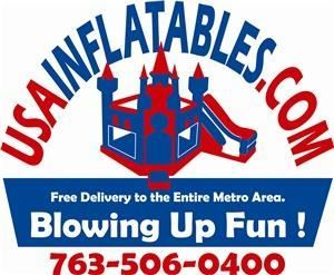 USA Inflatable Rentals and Moonwalk Rentals Party Rental- Mankato