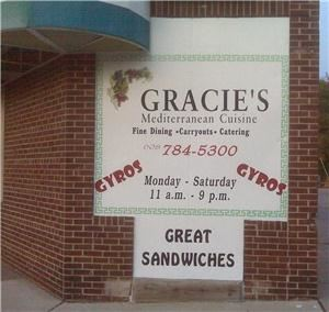 Gracie's Gyros And Wraps